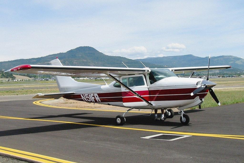 Cessna small plane
